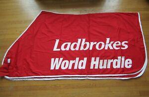 2007 Cheltenham World Hurdle Winners Rug - Inglis Drever - Howard Johnson