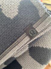 Lululemon Unisex Farnham Merino Wool Scarf EUC Camo Print. Rare Find!!