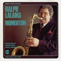 Ralph Lalama Quartet - Momentum [CD]