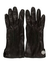 Prada Leather Wrist Gloves