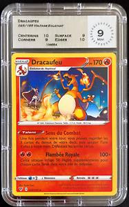 Dracaufeu Non Holo 025/185 Voltage Eclatant EB Pokemon FR PCA MTG 9