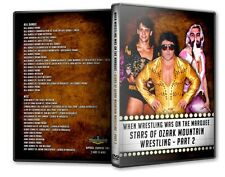 Ozark Mountain Pro Wrestling Volume 2 DVD, Superstar Bill Dundee Memphis