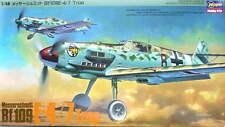 Hasegawa J003 Messerschmitt BF109E-4/7 Trop