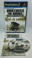 Brothers in Arms: Earned in Blood for Sony PlayStation 2 PS2 PAL TESTED