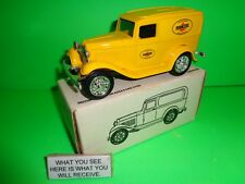 PENNZOIL MOTOR OIL 1932 FORD PANEL DELIVERY VAN TRUCK DIECAST