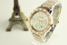 NEW  Fashion Women's Luxury Dress Watch Ladies Wrist Watch Watches Rose Gold 6#