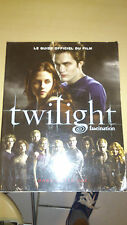 Guide officiel du film Fascination - Saga Twilight -  Mark Cotta Vaz