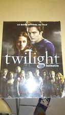 Guide officiel du film Fascination - Saga Twilight -  Mark Cotta Vaz
