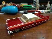 DINKY MATCHBOX 1989 1/43 CADILLAC COUPE' DE VILLE 1959 VERY GOOD VINTAGE