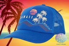 New Billabong Across Waves Hawaii Womens Snapback Trucker Cap Hat