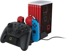 Venom Nintendo Switch Pro Controller and Joy-Con Charging Dock - VS4900