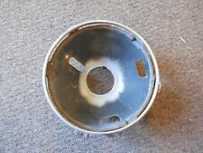Used 1971 - 1973 Ford Mustang Headlight Mounting Cup w/ Retaining Ring D1ZB LH