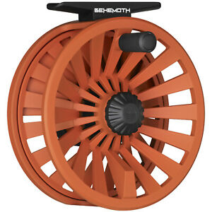 Redington Behemoth Fly Reel Large Arbor Precise Carbon Fiber Drag