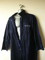 "Coverall Work Wear Clothes PPE Overalls Boiler Suit 54"" 3XL #518"