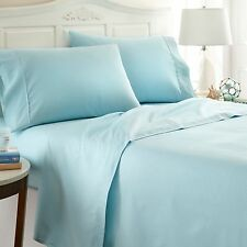Checkered Bed Sheet Set by The Feathered Nest - Extra Deep Pocket, Ultra Soft
