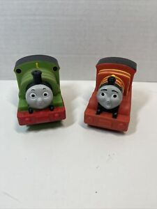 Thomas the Train Friends Tank Engine Bath Tub Toy James & Percy