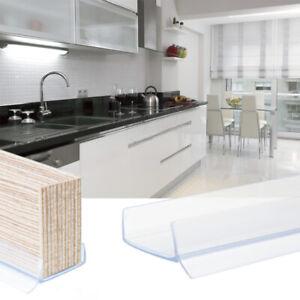 Sockel Küchensockel Sockelleiste 16-18mm bis 12 Meter Dichtung Schutz 5 FARBEN