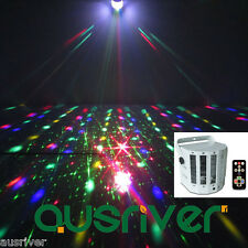 Laser Projector DMX-512 LED Strobe Stage Light DJ Party Club KTV Disco Light New