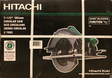 Hitachi  7-1/4 in. Corded  15 amps Kit 6000 rpm Circular Saw