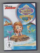 Sofia die Erste  und die Meerjungfrauen DVD