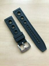 Breitling Ocean Racer 22-24MM Replacement Rubber Watch Strap Band w/Buckle