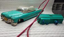 Rare vintage Soviet USSR toy metall car Cadillac Eldorado 1959 USA Limousine