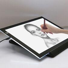 LK _ A4 LED Escribir Pintura Caja de luz Trazos Tablero COPIA Almohadillas