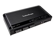 Rockford Fosgate R300x4 4 Channel Car Audio Bridgeable Stereo Amplifier Amp Sub