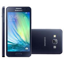 Samsung Galaxy A3 SM-A300FU - 16GB - Midnight Black (Unlocked) Smartphone