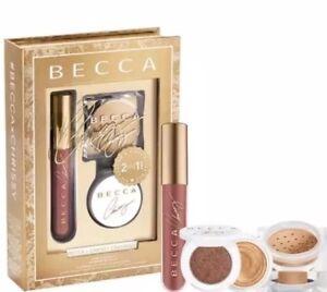 Becca x Chrissy Teigen Cravings Glow Recipe Face Makeup Kit✔️FREE  EXPRESS POST