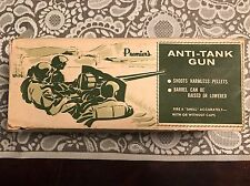 Vintage Premier's Anti-Tank Gun Diecast Toy w/ Original Box!!!