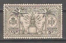 French New Hebrides 1925, Scott # 44,VF MNH** (P-5)