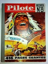 1961 album recueil PILOTE N° 8 .92.93.94.95.96.97.98.99.100.101.102.103.104