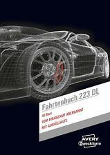 AVERY Zweckform Formularbuch ´Fahrtenbuch´, Drivers Edition (4004182016732)