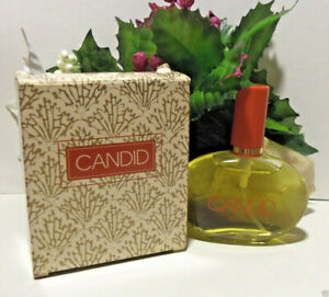 """Vintage Avon launched in  1977  """"Candid""""  1.7 fl.oz  Women's Eau de Cologne"""