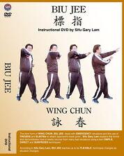 """Dvd : """"Biu Jee"""" By Sifu Gary Lam"""