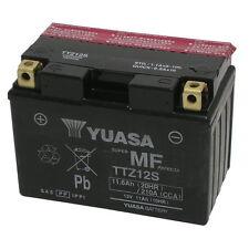 BATTERIA YUASA TTZ12S, 11A, POSITIVO SX, 150X87X110MM CODICE 065912