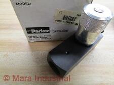 Parker F800S Valve
