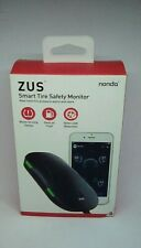 NONDA ZUS Smart Tire Safety Monitor Black New