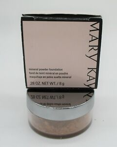 Mary Kay Mineral Powder Foundation BEIGE 2 * Free Shipping *