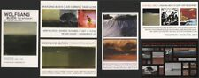 Wolfgang Bloch Art Exhibitions - Postcards Flyers Advertisements - Laguna Beach