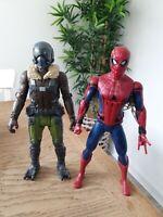"Marvel Spiderman Homecoming Talking Figures 11.5"" Hasbro"
