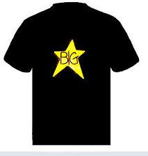 Big Star Alex Chilton  Music punk rock t-shirt  S-M-L- XL -XXL NEW