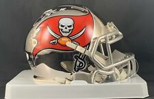 Chris Godwin autographed signed Chrome Mini Helmet NFL Tampa Bay Buccaneers JSA