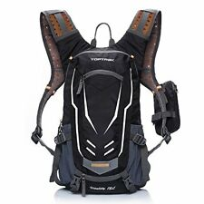 ❤ Cycling Toptrek Backpack Waterproof For Men & Women Mountain/Road/Street Bike