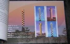 Australia #2508-12 Mnh Lighthouses booklet 2006 cv $20