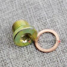 Getriebe Ölablassschraube Ölablass Schraube für VW AUDI 98-11 01V321377 NEU