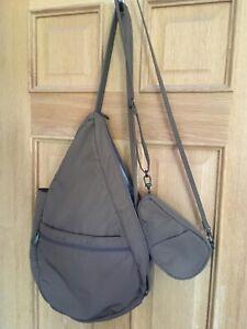 Ameribag Healthy Back Bag & matching Baglett & Purse