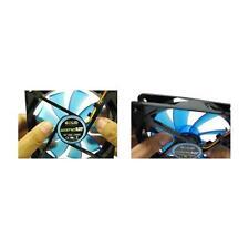 PQ311 Gelid Wing 8 UV Blue 80mm 8cm High Performance Case Fan