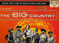 The Big Country-1958-Original Soundtrack-UK Stereo-Record LP